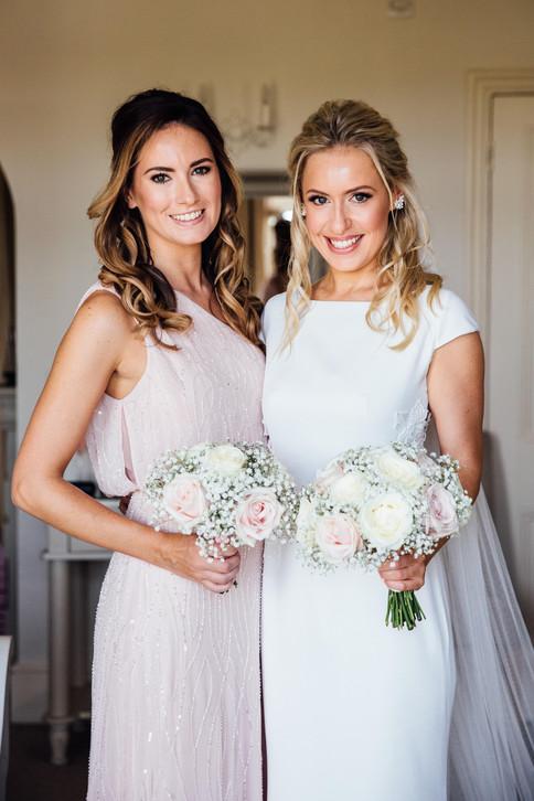Bridal Hair and Makeup by Melissa