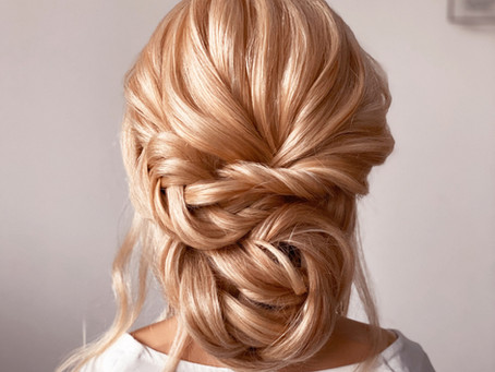 How to Create the Perfect Bridal Updo!