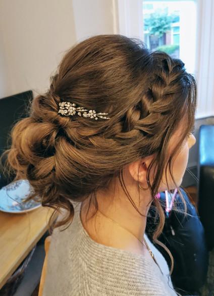 Bridal Hair by Alice