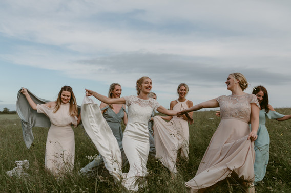 You and Your Bridal Tribe