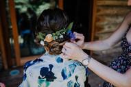 Bridal Hair by Melissa