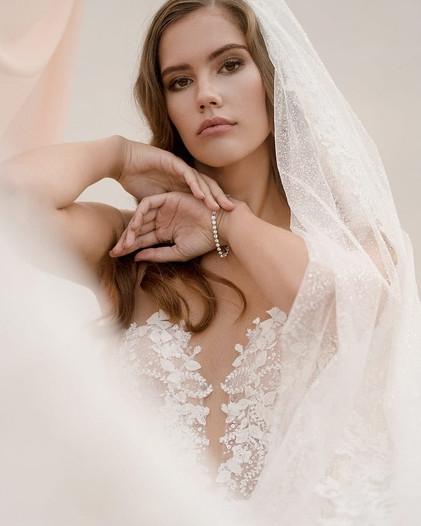 Bridal Hair and Makeup by Andra