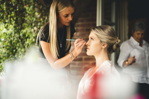 Bridal Application by Rose