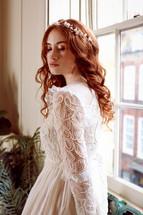 Redhead Bride