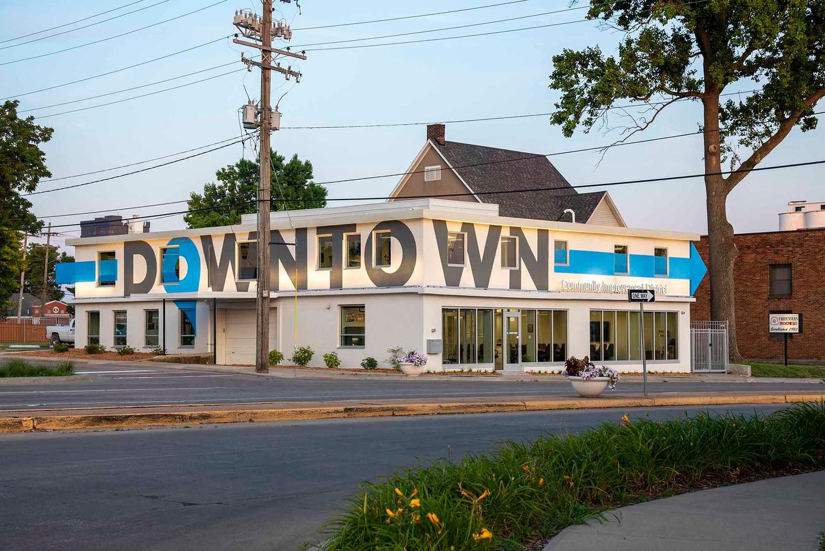 Downtown Springfield Community Improvement District