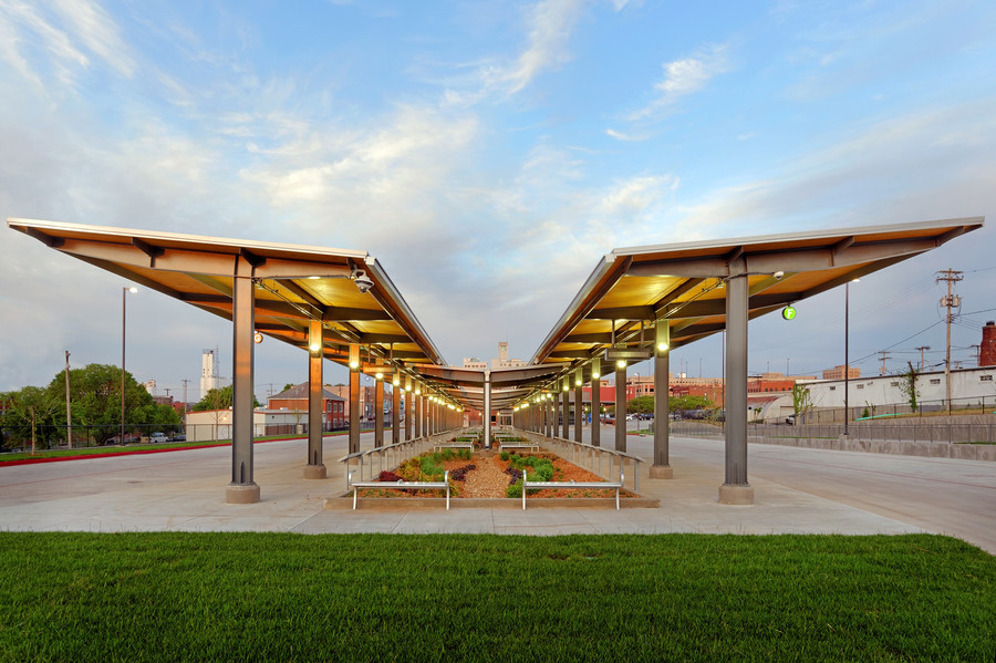 City Utilities Transit Center