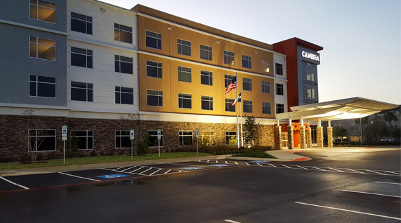 Two Hotels Ready for Business: Cambria Hotel & Suites - McAllen, TX