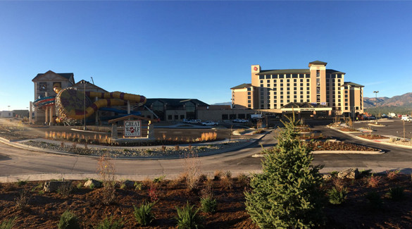 Two Hotels Ready for Business: Great Wolf Lodge - Colorado Springs, CO