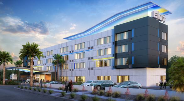 Aloft Hotel - Glendale, AZ