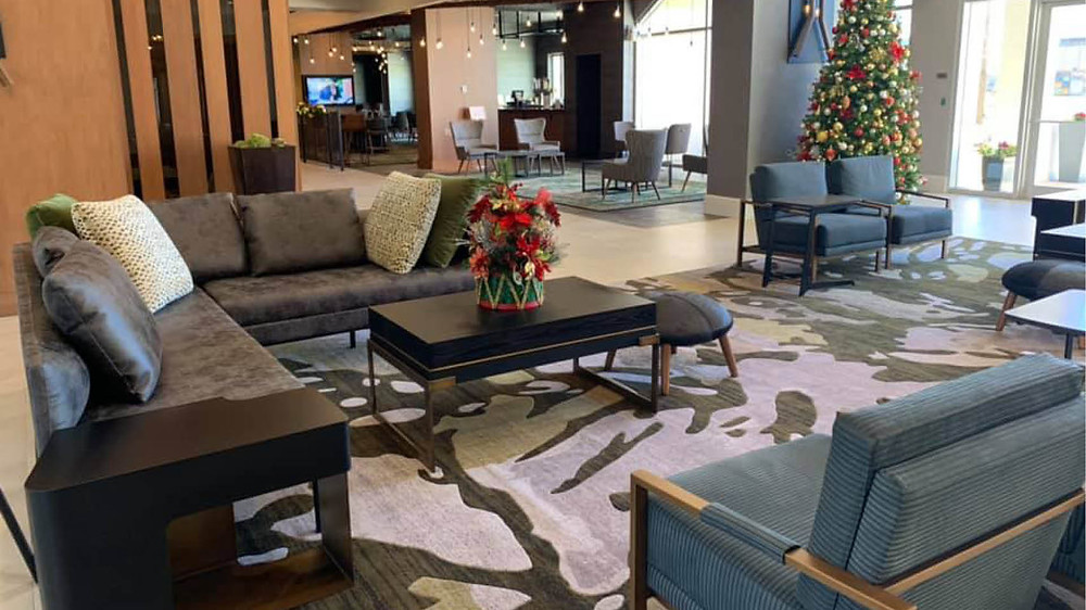 2020 Year in Review: Marriott Renovation Champions Circle