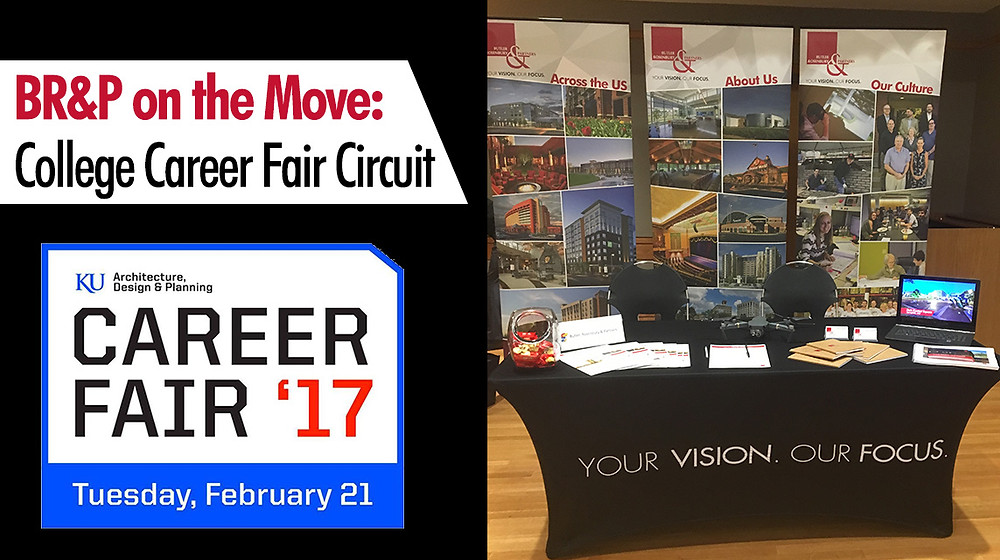 BR&P on the Move: College Career Fair Circuit