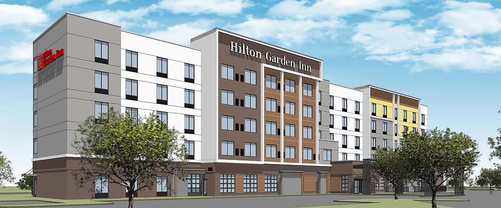 St. Matthews Hilton Garden Inn