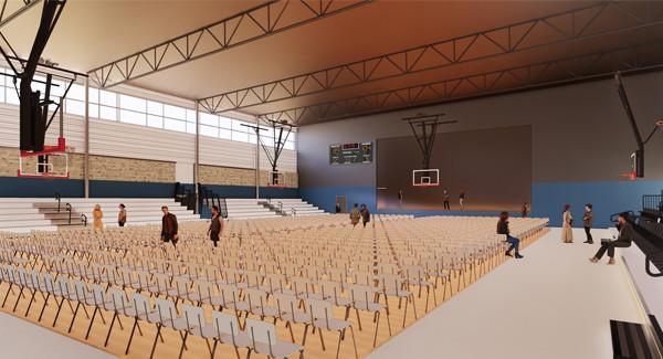 Greenwood Lab School: New Gym