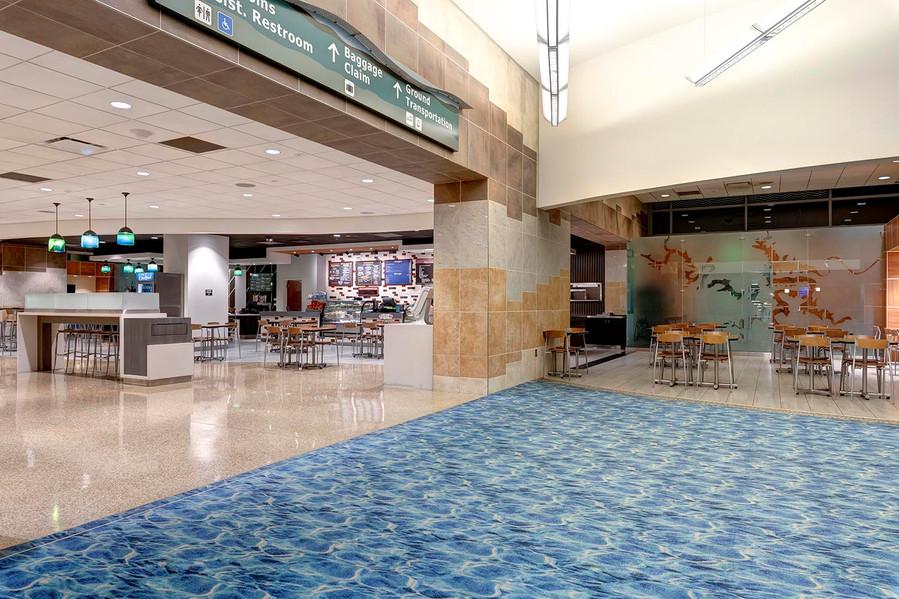 Springfield-Branson Airport Restaurant Expansion
