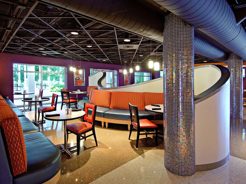Ramada Oasis Hotel/ Fire & Ice Restaurant & Bar