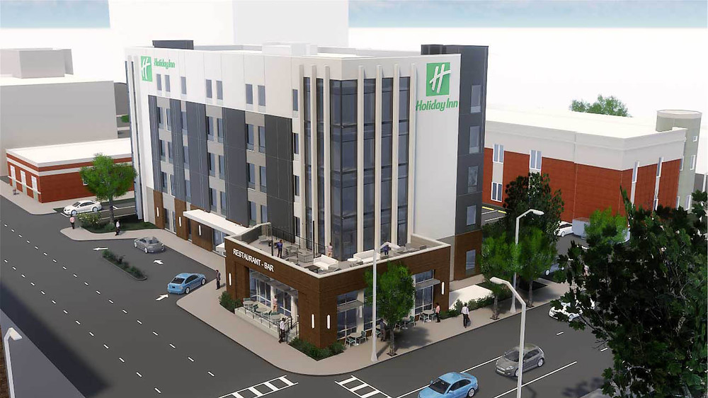 2020 Year in Review: Holiday Inn Louisville Downtown Conversion