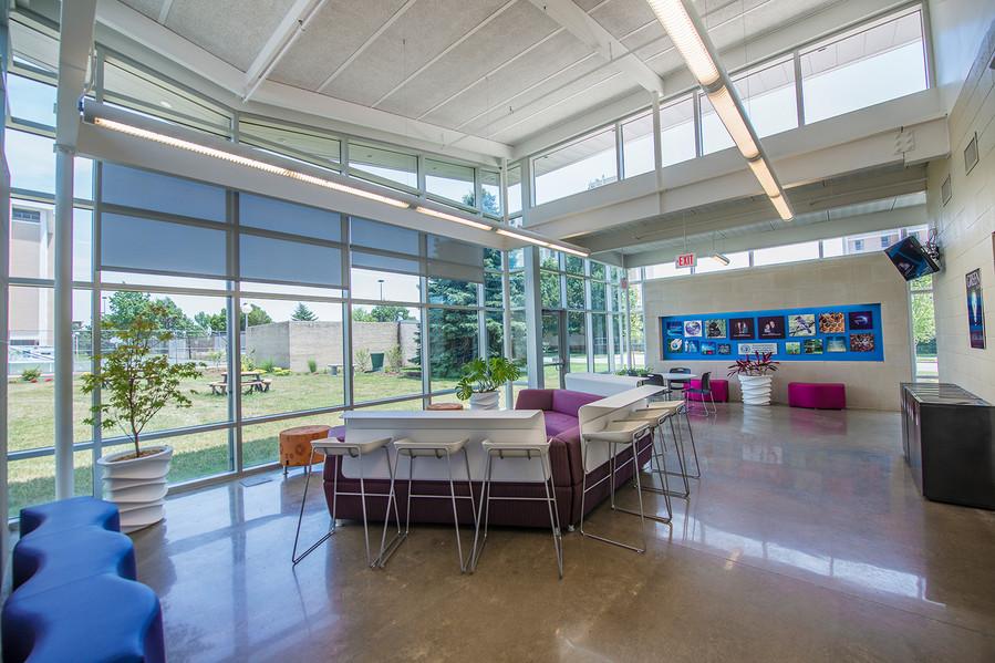 Greenwood Lab School Science Scholars' Addition
