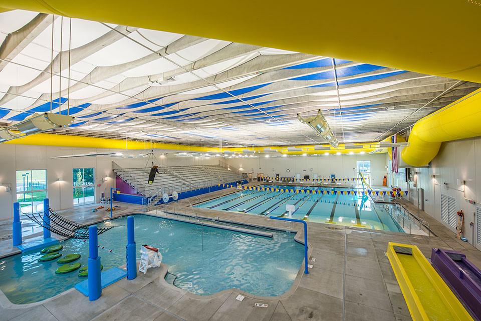Monett Area YMCA pool