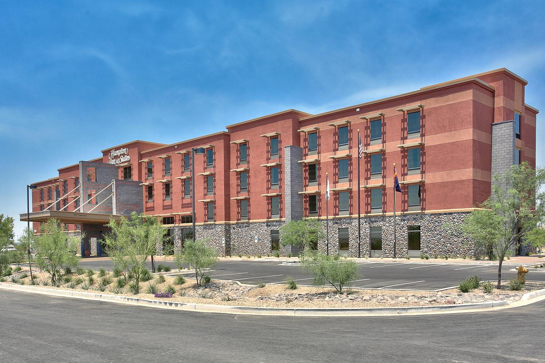 Hampton Inn & Suites Scottsdale/Riverwalk