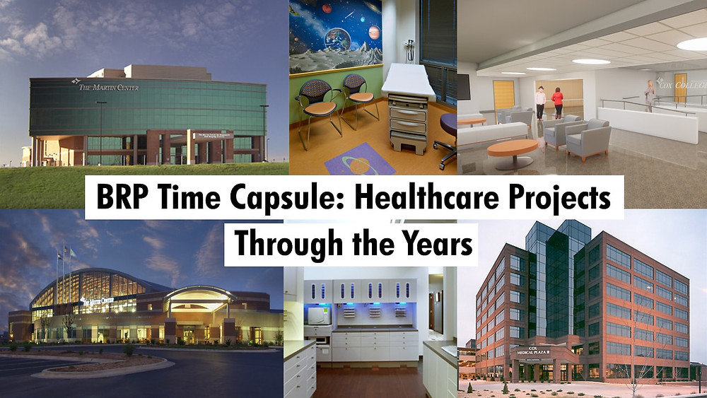 BRP Time Capsule: Healthcare Projects Through the Years