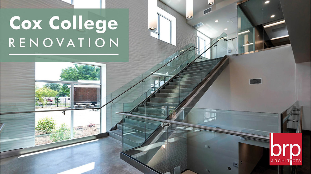 Cox College Renovation