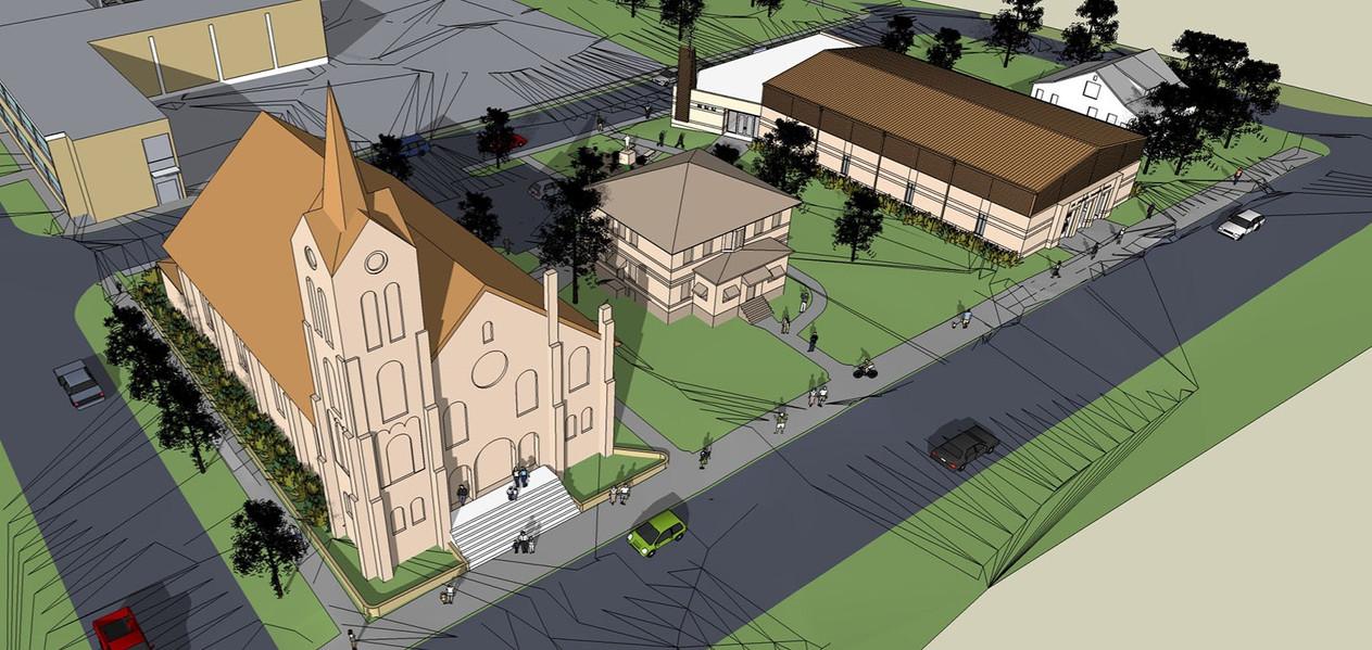 St. Joseph Parish Hall
