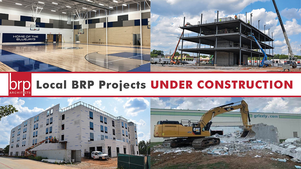 Local BRP Architect Projects under construction