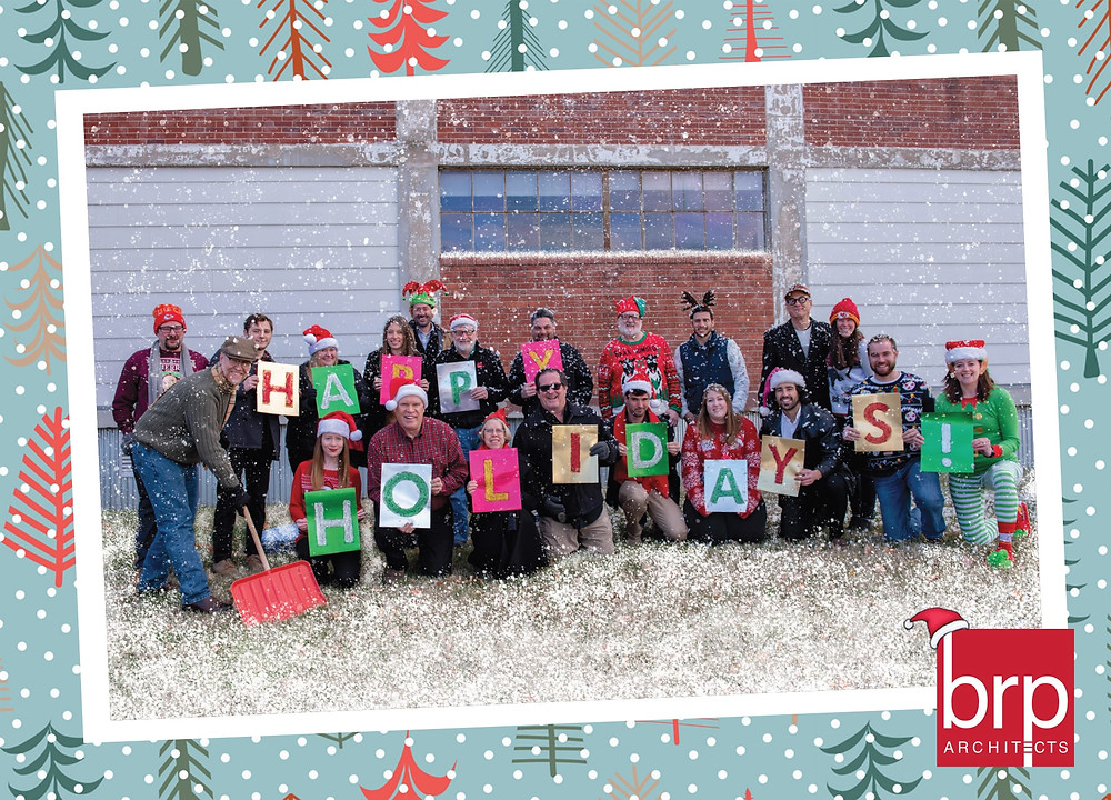Happy Holidays from BRP!