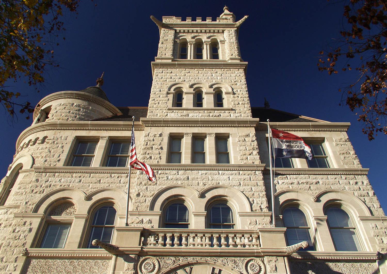 Historic Springfield City Hall