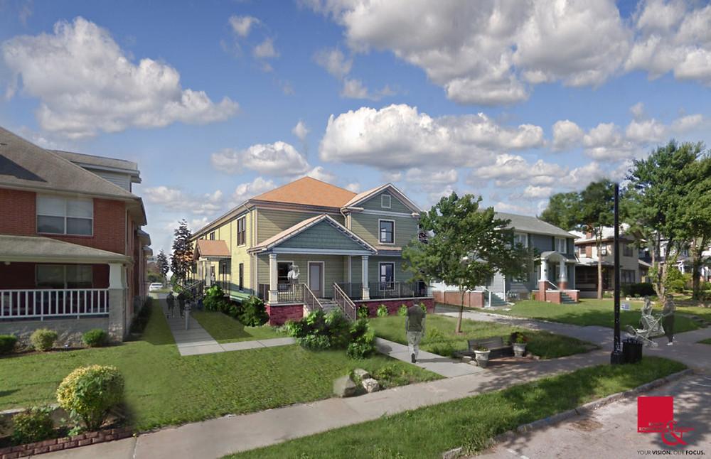 1014 E. Walnut - Student Housing - Springfield, MO