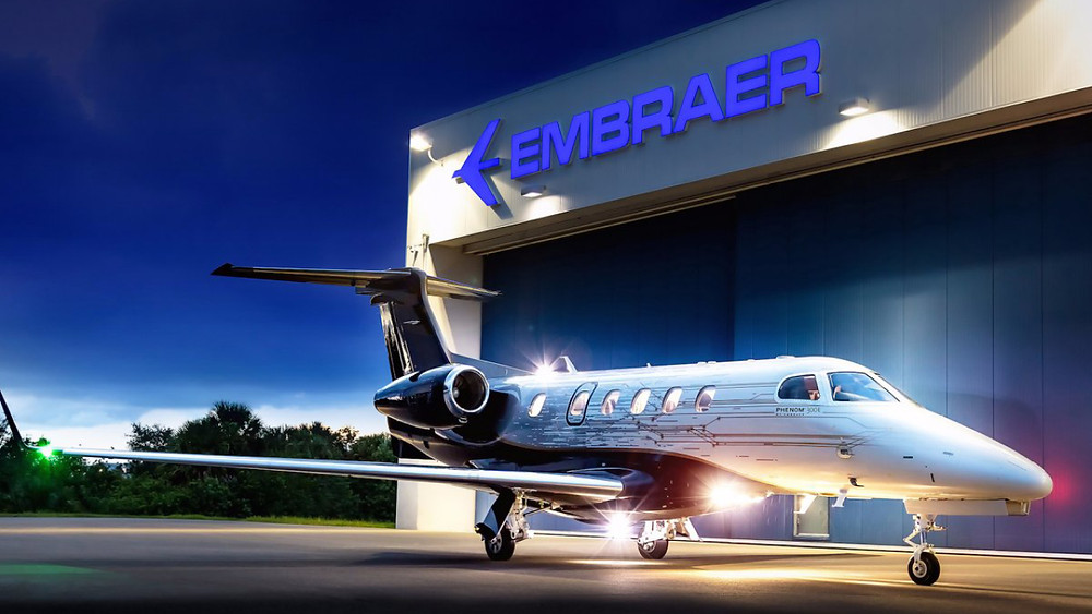 EmbraerPhenom 300 Private Jet