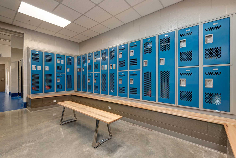 Greenwood Lab School Multipurpose Addition