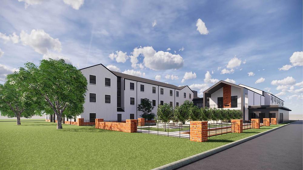 Mission Ridge Senior Living Design, Springfield, MO