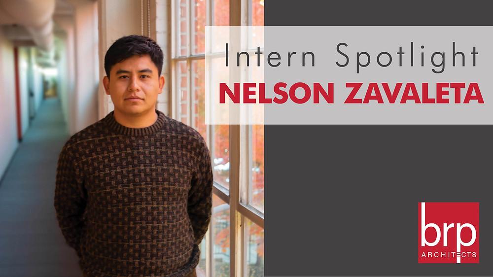 Intern Spotlight: Nelson Zavaleta