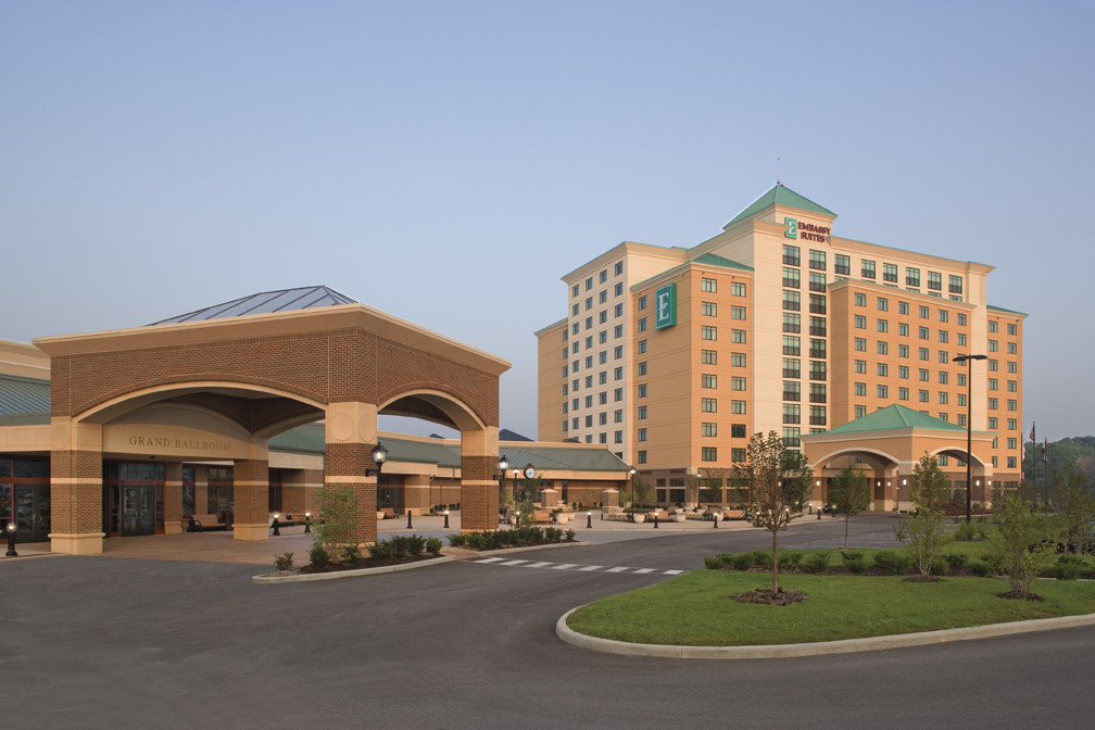 Embassy Suites St. Charles