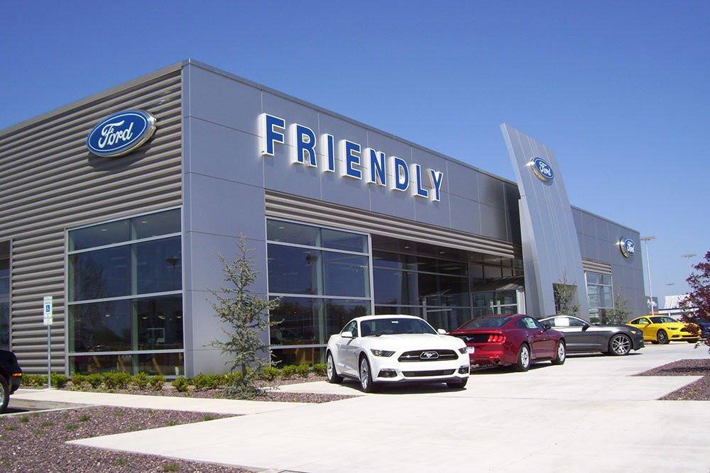 Friendly Ford