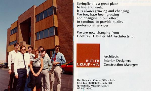 Butler Group, AIA