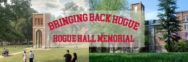 Bringing Back Hogie Hall Memorial