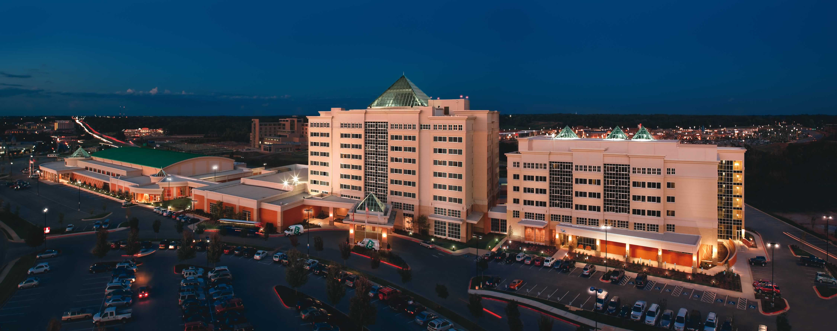 Embassy Suites Northwest Arkansas Hotel, Spa & Convention Center