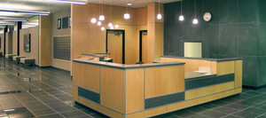 Blair Shannon Lobby and Dining Hall Renovations