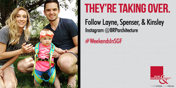 They're Taking Over: Follow Layne, Spenser, & Kinsley