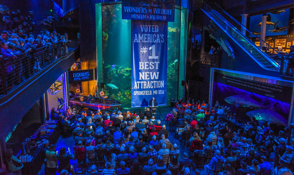 Wonder's of Wildlife Named America's #1 Attraction