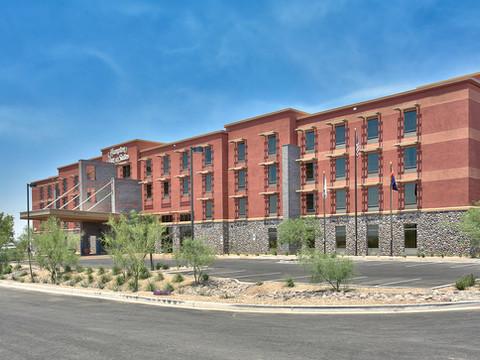 Hampton Inn & Suites Scottsdale/ Riverwalk