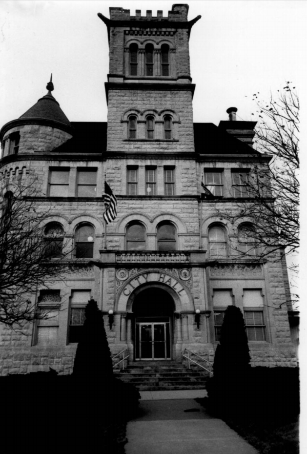 old courthouse