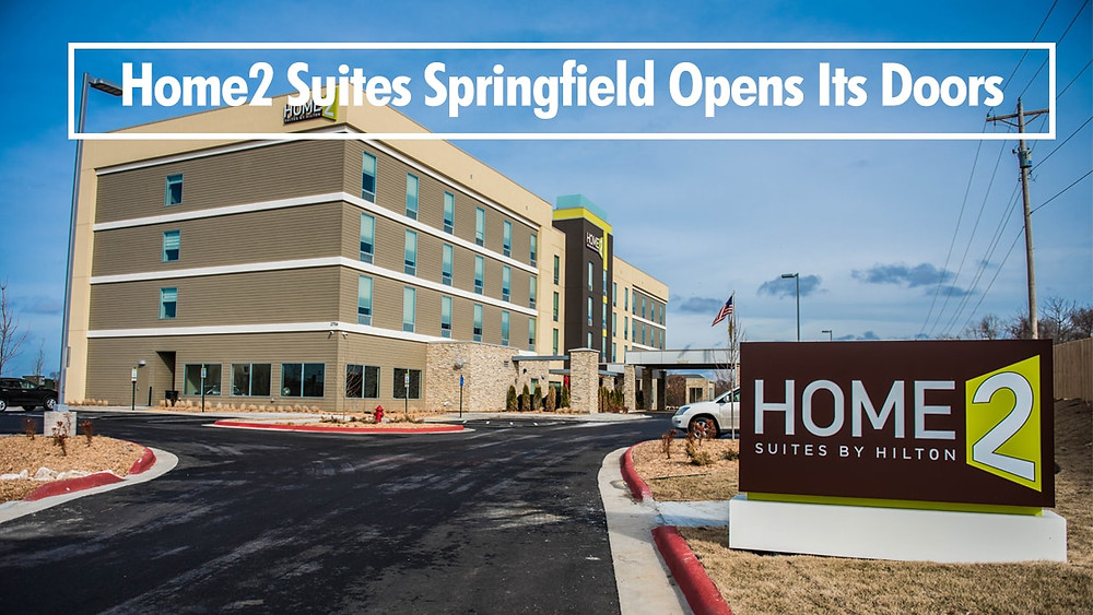 Home2 Suites Opens Its Doors