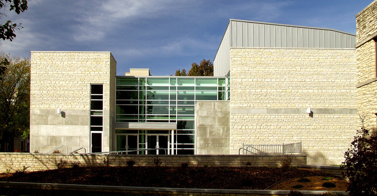 Gittinger Music & Campus Ministries Center