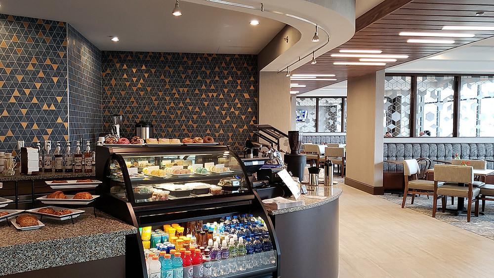Café and refreshments