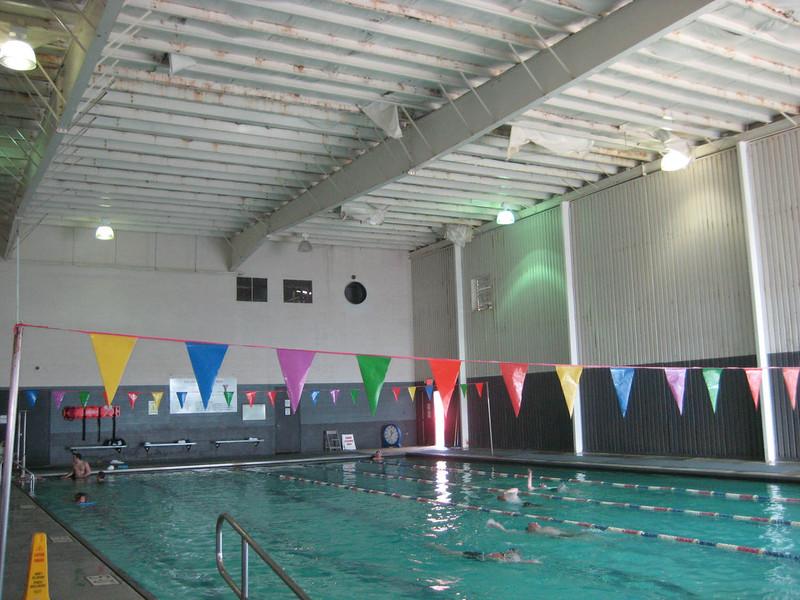 Jones YMCA Pool Renovation, Before