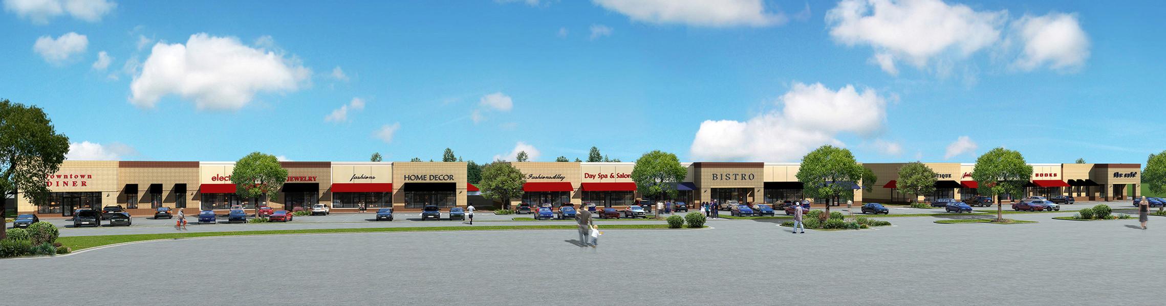Branson Landing North Retail Development