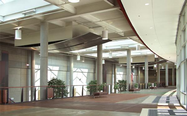 Springfield Expo Center Interior